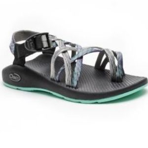 Chaco pixel weave sandals 9